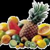 Kefir Sauced Fruit Salad